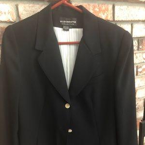 Liz Claiborne Collection Dress Coat/Blazer-Sz 12p